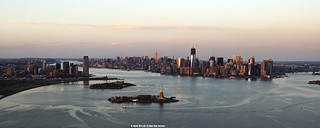 New York Harbour | by knobberhead