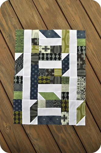 Collaborate & Commemorate | A mini quilt or signature block pattern | by j_q_adams