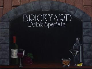 Brickyard Cafe Menu