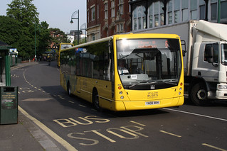 Yellow Buses 804 YN08NKH | by peterolding