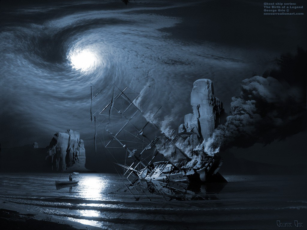 George grie ghost ship