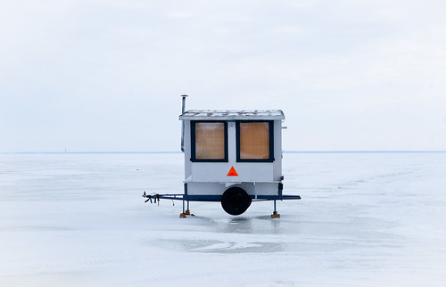 Ice Fishing in Quebec 2012 | by The Hungry Cyclist