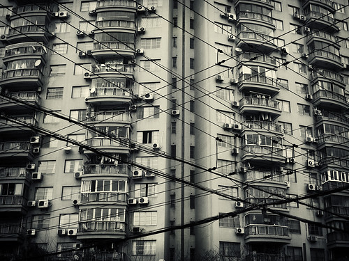 crossing lines | by Rob-Shanghai