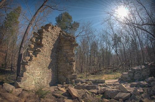 The Robinson Rock House, Reedy Creek Park (HDR Fisheye) | by Jonathan Hartzell / the Archangel