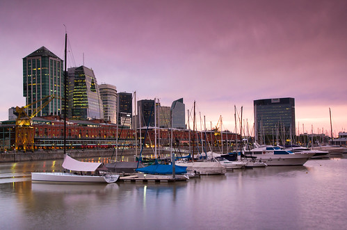 The Docklands | by Jim Boud