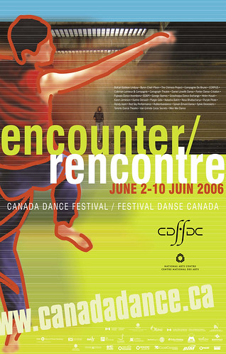 2006 Poster | by canadadancefest