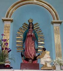 Guadalupana Parroquia De Sta Maria Actipan De Morelos A Flickr