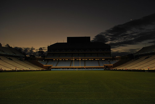Sunrise at Kenan Stadium | by themacattack