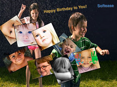 happy birthday4-collage maker | My lovely baby, Happy Birthd… | Flickr