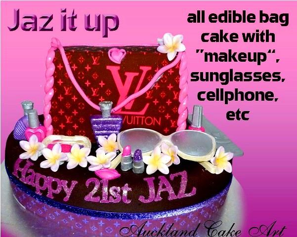 Jaz it up birthday cake JAZ IT UP for Jazs birthday I mad Flickr