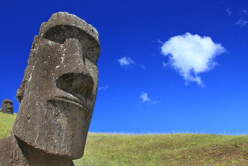 think moai | by MattJP