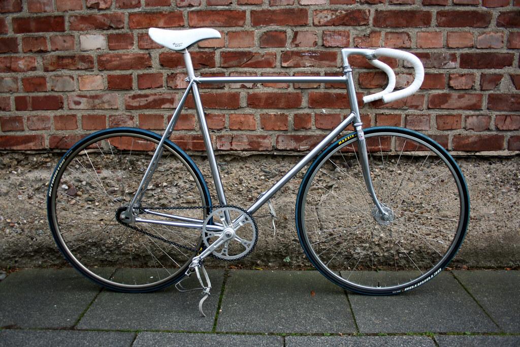 Kondor/Kotter Track Bike   Relativ großes Bahnrad mit Rahmen…   Flickr