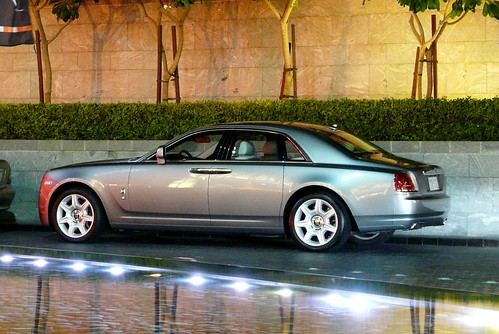Rolls-Royce Ghost | by benduj78