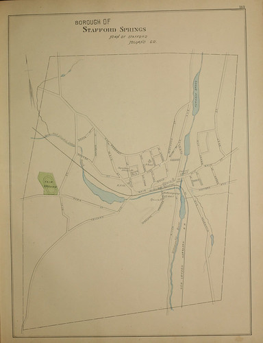 Page 267 of Town and city atlas of the State of Connecticut. / Compiled from government surveys, county records and personal investigations | by uconnlibrarymagic