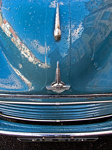 Morris Minor bonnet | by a.k.a. Jon Bewlay