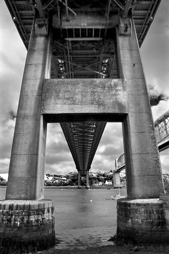Tamar Bridge | by dohger