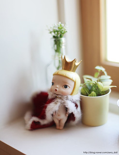 Naked King | by Sera Doll