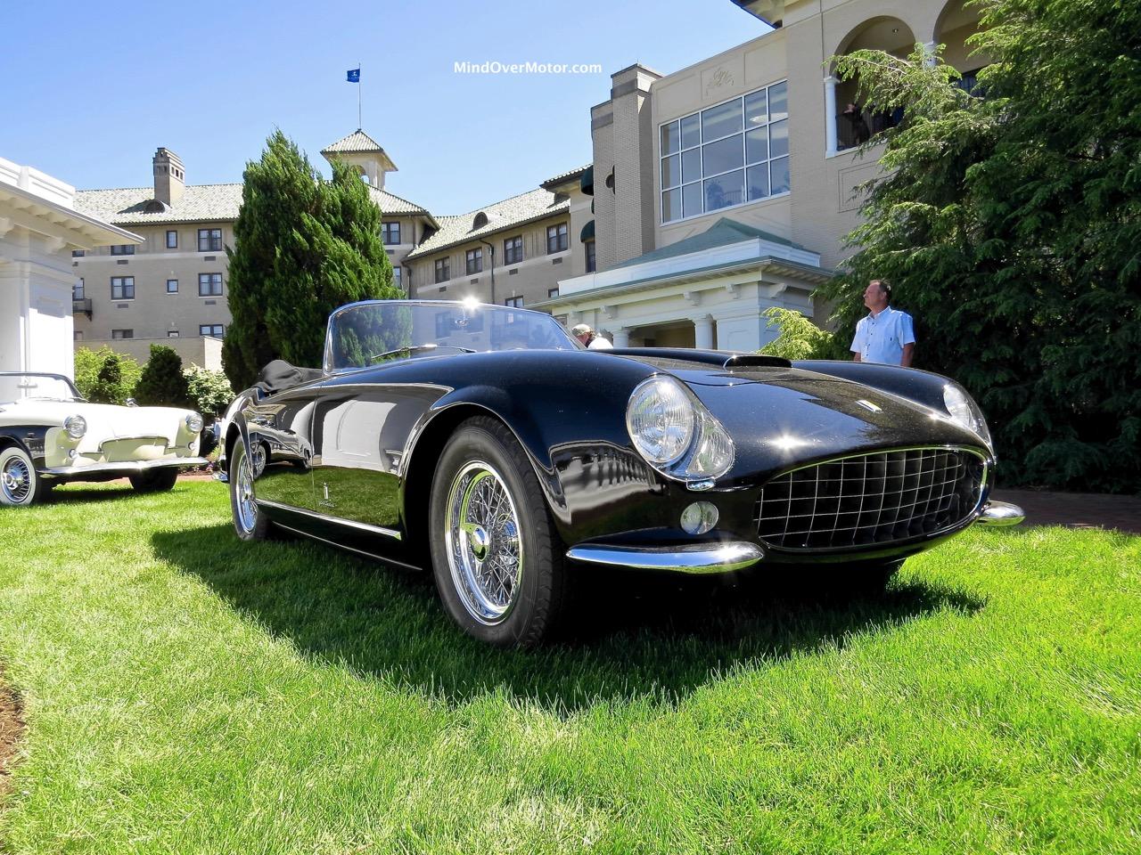 Ferrari 375 Plus Cabriolet Front 2