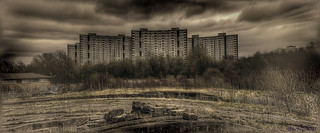 Sighthill Flats (Glasgow) | by Billy McDonald