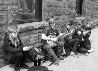 Street Music | by Jon Matthies