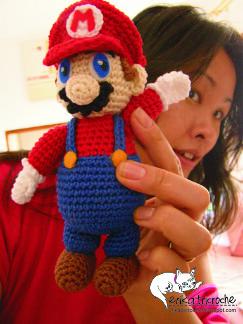 Amigurumi Mario Brothers : erika k Flickr