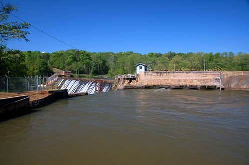 Ware Shoals Dam-002 | by RandomConnections