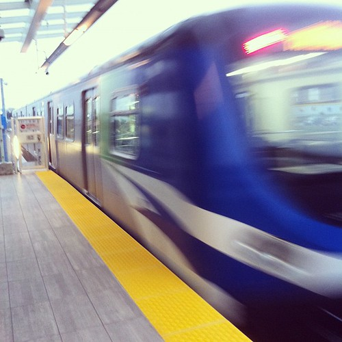 [P366:112] Train to YVR | by rickie22