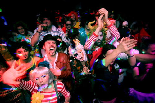 The Carnival Audience 2012 // Not Elfter Elfter | by Martin Terber