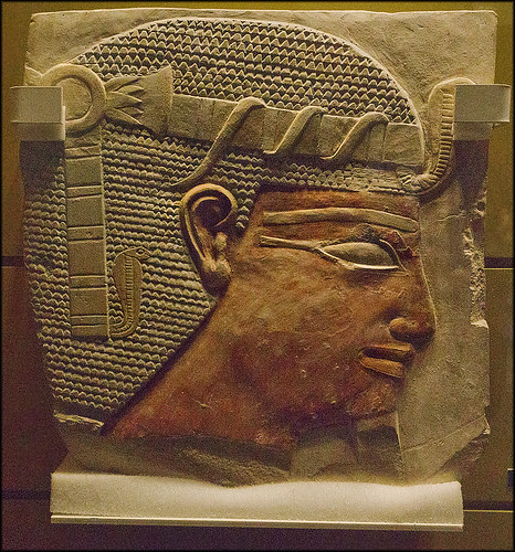 Egyptian stone carving national museum of scotland flickr