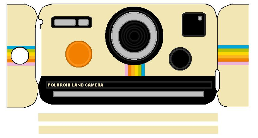 polaroid camera ipod template lizzie74911 flickr