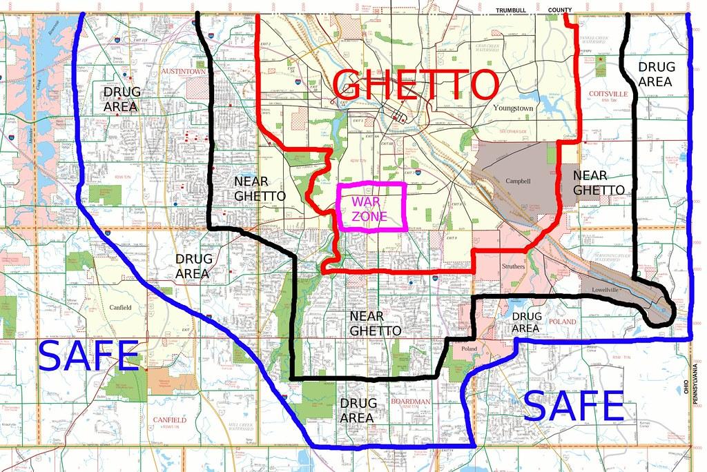 mahoningghettomap3200 mahoning county ghetto map winter 20 flickr