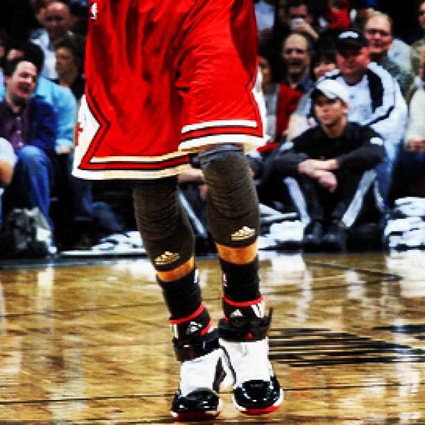 derrick rose adidas gear