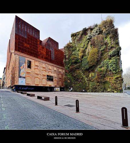 Caixa forum madrid herzog de meuron keyfotografia flickr for Herzog de meuron madrid