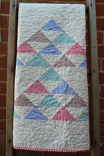 The Gosling Baby Quilt | by sew&sews