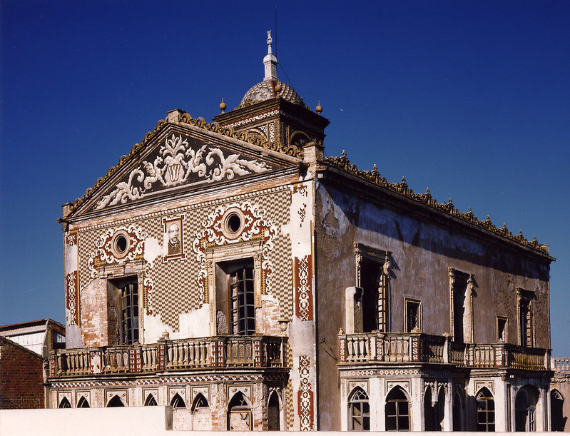 Restoration study for the Nolla Palace, Meliana, SPAIN