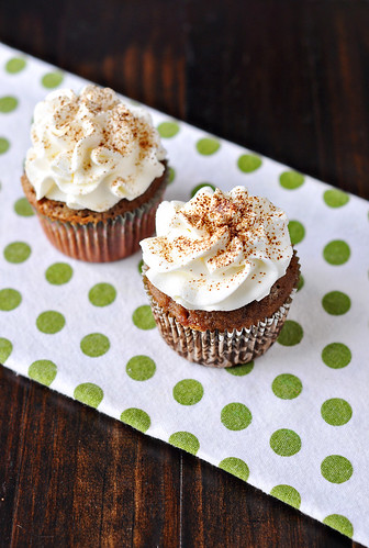 Irish Coffee Cupcakes | by Courtney | Cook Like a Champion