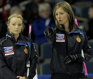 Anna Sloan and Eve Muirhead | by seasonofchampions