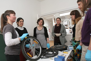 Bike repair for beginners | by 1010 Climate Action