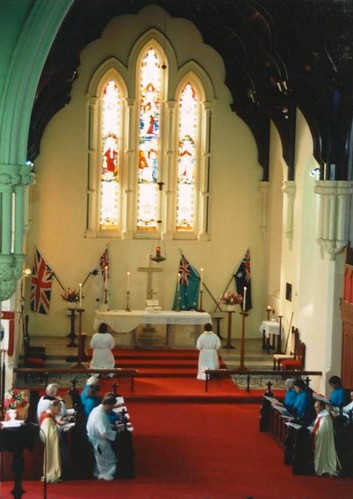 st georges church 1989 | by Gawler History