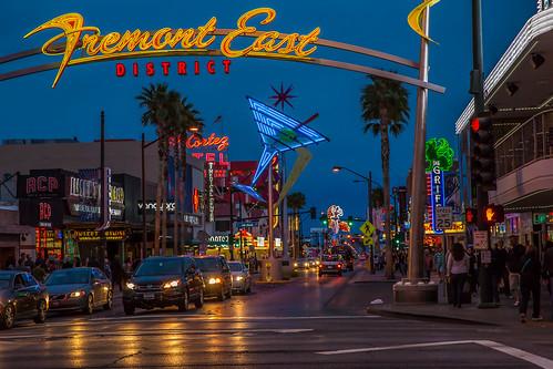 Pic A Part Las Vegas >> Fremont East District, Las Vegas | The older seedier part of… | Flickr