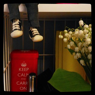 Off the ground, for #365days project, 157/365