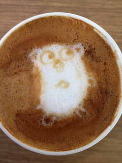 Today's latte, Golang Gopher. | by yukop