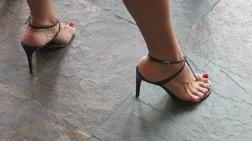 Milf heels pics