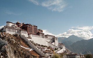 Potala Palace | by ninjawil