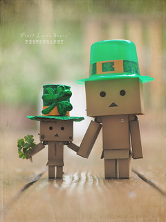 'If you are lucky enough to be Irish, You are lucky enough' | by .•۫◦۪°•OhSoBoHo•۫◦۪°•