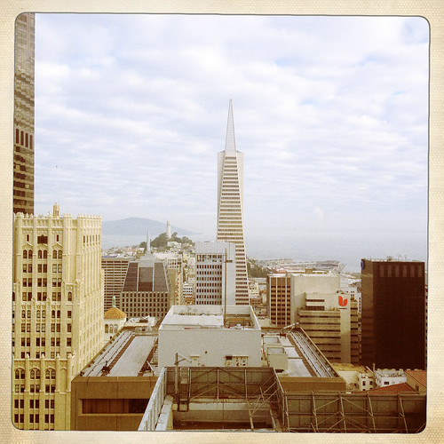 Transamerica View 20120321 | by Jeremy Brooks