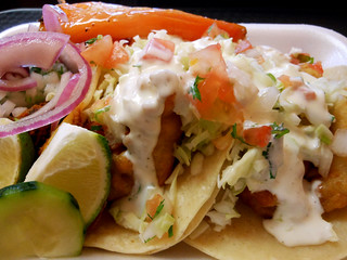 Baja Mar Fish Tacos | by ~db~