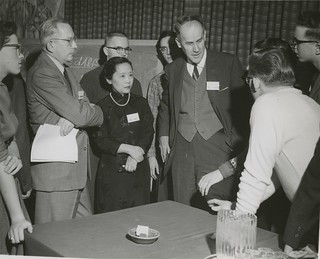 Chien-shiung Wu (1912-1997), Dr. Brode, and Science Talent Search Winners | by Smithsonian Institution