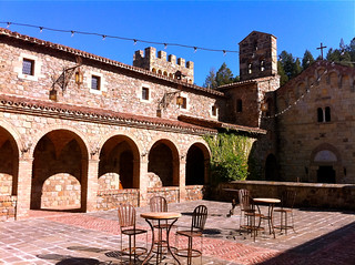 Castello di Amorosa - Castle Commoms Area | by Mike Bradshaw Photo-Video