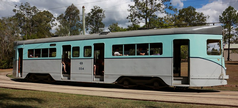 13373069424 7e1295cefe c Take a Ride on Any of the Trams at Brisbanes Tramway Museum